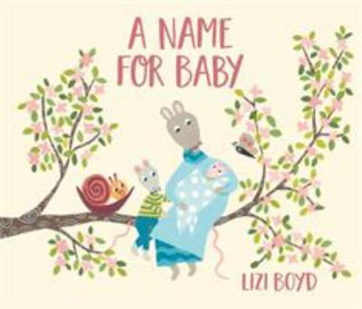 Cover image for A name for baby