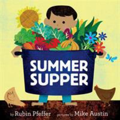 Cover image for Summer supper
