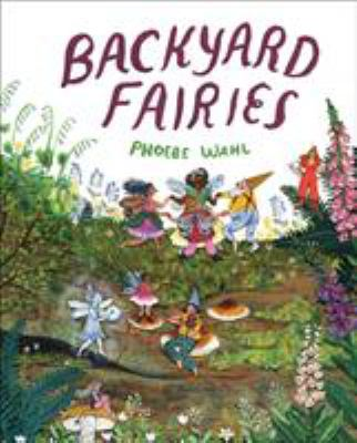 Cover image for Backyard fairies