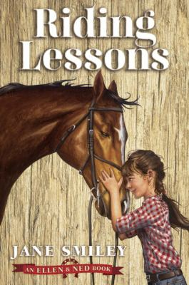 Cover image for Riding lessons