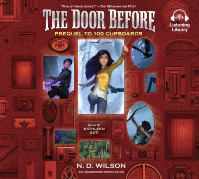 Cover image for The door before
