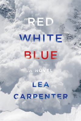 Cover image for Red, white, blue