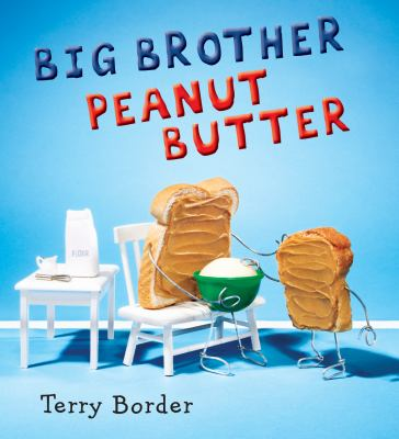 Cover image for Big brother Peanut Butter