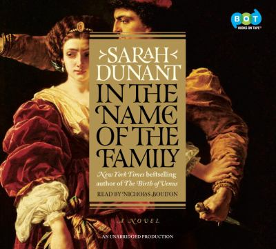 Cover image for In the name of the family : a novel