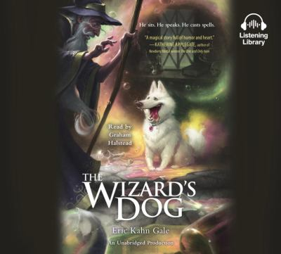 Cover image for The wizard's dog
