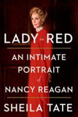 Cover image for Lady in red : an intimate portrait of Nancy Reagan