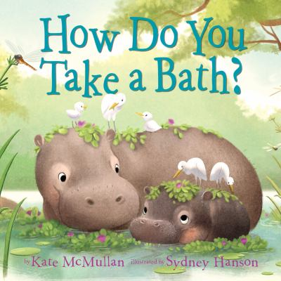 Cover image for How do you take a bath?