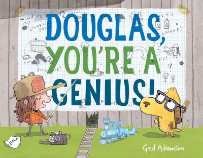 Cover image for Douglas, you're a genius!