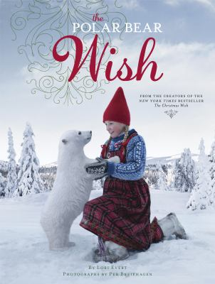 Cover image for The polar bear wish