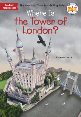 Cover image for Where is the Tower of London?