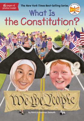Cover image for What is the Constitution?
