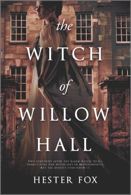 Cover image for The witch of Willow Hall