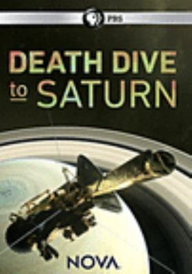 Cover image for Death dive to Saturn