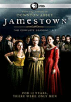Cover image for Jamestown. Season 1