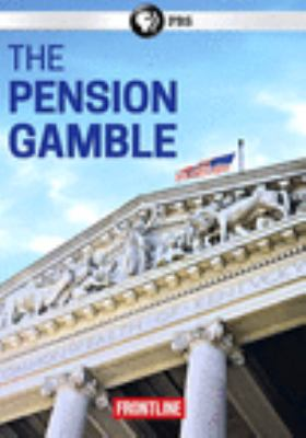 Cover image for The pension gamble