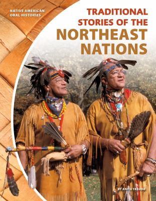 Cover image for Traditional stories of the Northeast nations