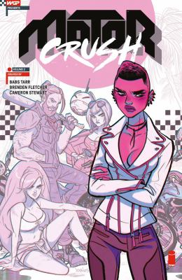 Cover image for Motor crush. Vol. 2