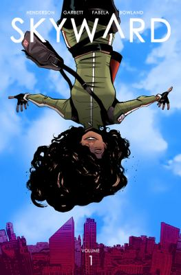 Cover image for Skyward. Volume one, 'My low-G life'