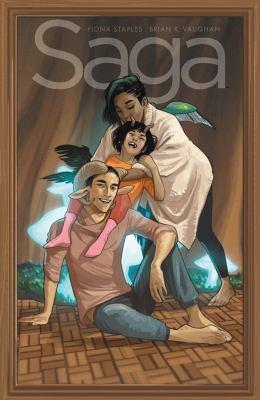 Cover image for Saga. Volume nine