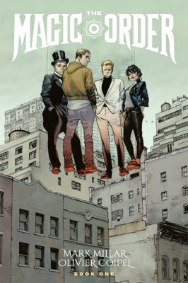 Cover image for The magic order. Vol. 1