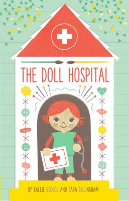 Cover image for The doll hospital