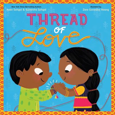 Cover image for Thread of love