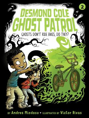 Cover image for Ghosts don't ride bikes, do they?