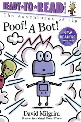 Cover image for Poof! a bot!