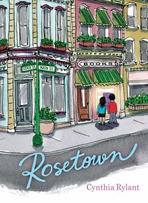 Cover image for Rosetown