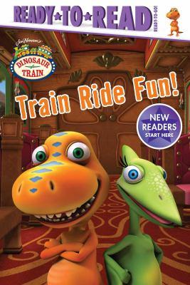 Cover image for Train ride fun!