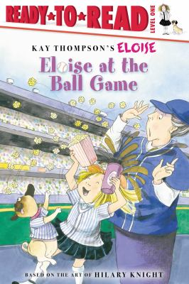 Cover image for Eloise at the ball game