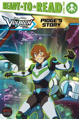 Cover image for Pidge's story