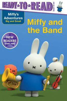 Cover image for Miffy and the band