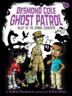 Cover image for Night of the zombie zookeeper