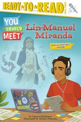 Cover image for Lin-Manuel Miranda