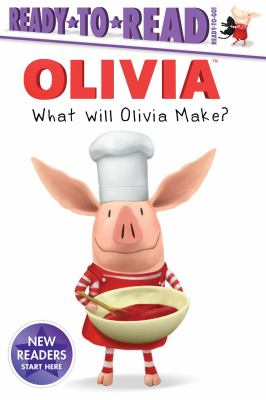 Cover image for What will Olivia make?