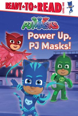 Cover image for Power up, PJ Masks!