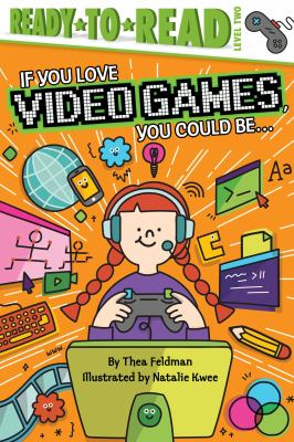 Cover image for If you love video games, you could be . . .