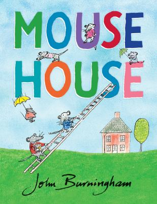 Cover image for Mouse house