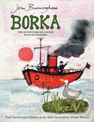 Cover image for Borka : the adventures of a goose with no feathers