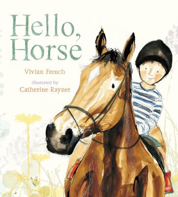Cover image for Hello, Horse