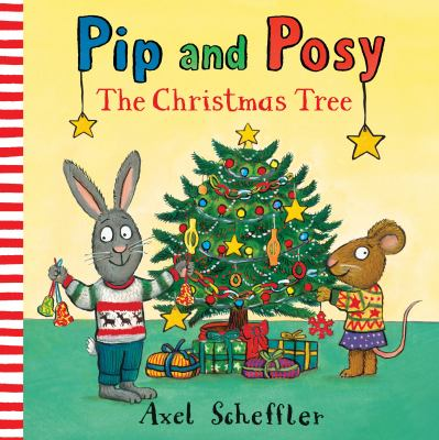 Cover image for Pip and Posy : the Christmas tree