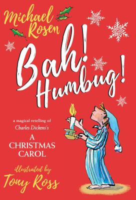 Cover image for Bah! Humbug!