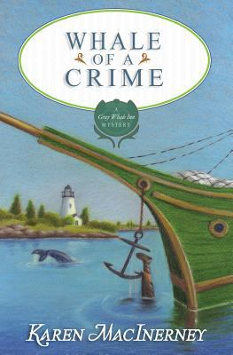 Cover image for Whale of a crime