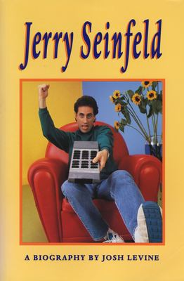 Cover image for Jerry Seinfeld : much ado about nothing : a biography