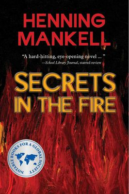 Cover image for Secrets in the fire