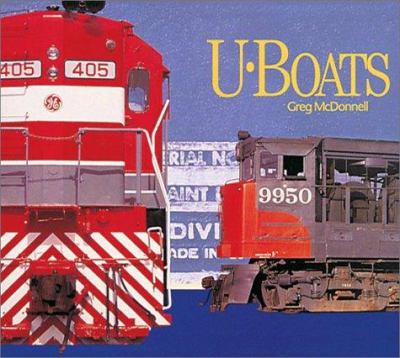 Cover image for U-boats