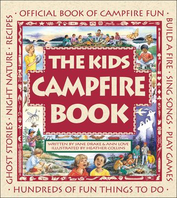 Cover image for The kids campfire book