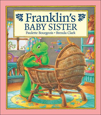 Cover image for Franklin's baby sister