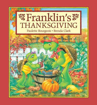 Cover image for Franklin's Thanksgiving